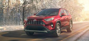Toyota lanseaza noul RAV4 la New York