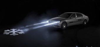Mercedes-Benz reinventeaza… becul
