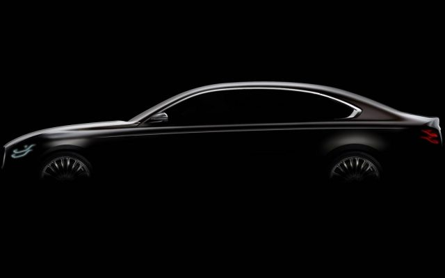 Kia va prezenta noul K900 la New York