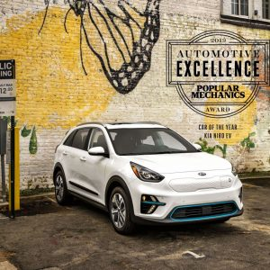 Popular Mechanics a ales masina anului 2019: Kia Niro EV