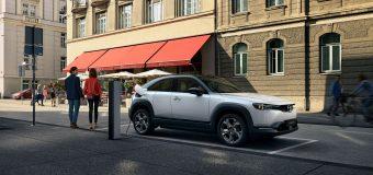 Mazda prezinta primul automobil electric de serie: MX-30