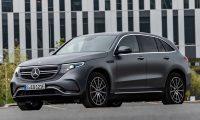 Noul Mercedes-Benz EQC a fost rechemat in service
