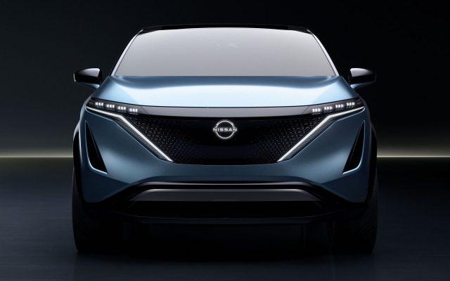 Nissan prezinta viitorul – Ariya Concept
