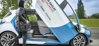 Renault Zoe Autonom intra in teste publice